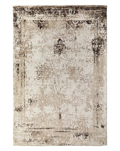Alfombra vintage Antique Anthracite