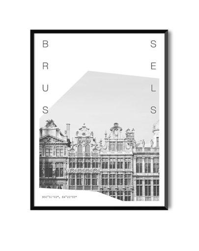 LAMINA BRUSELAS