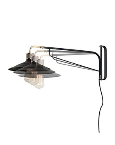 lampara retro