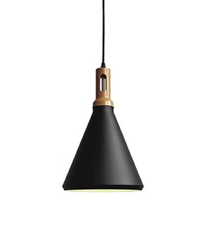 lampara negra