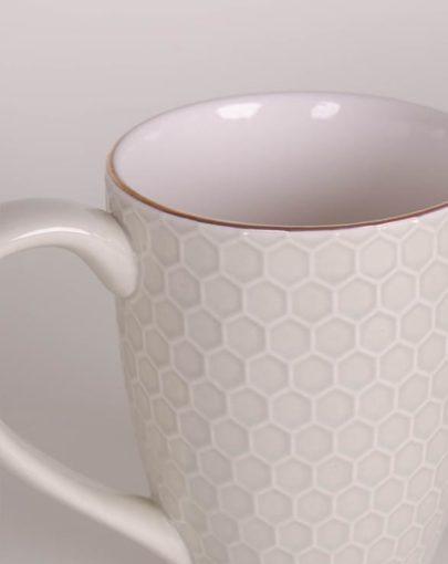 taza verde clara