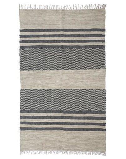 alfombra boho chic