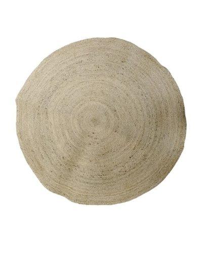 alfombra redonda boho chic