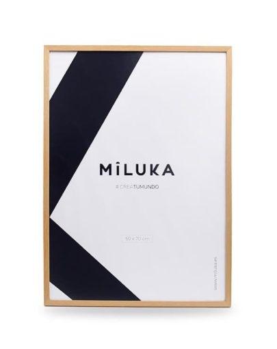 Marco de madera 50x70 de MIluka