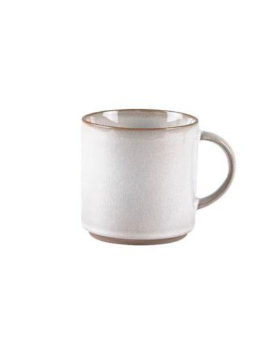 Taza Dust, una de las tazas para desayuno de estilo nórdico de Miluka