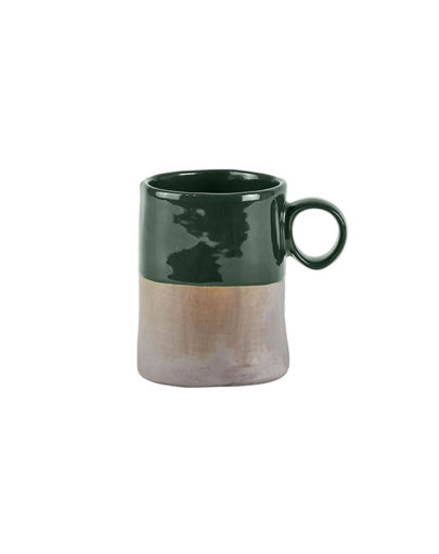 Tazas estilo nórdico, tazas Organic Verde