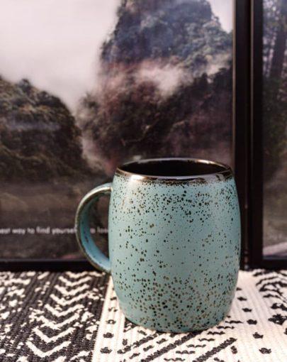 Taza para desayuno Jade