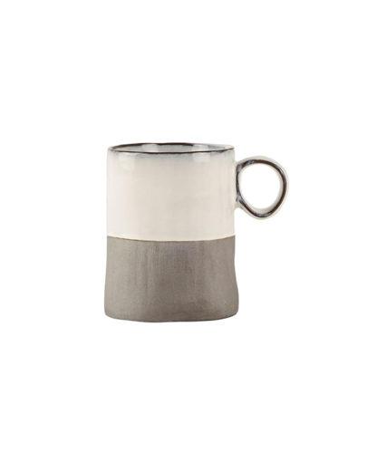 Taza Organic Beige, una de las tazas originales de Miluka